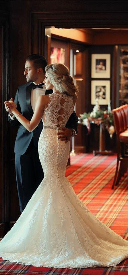 Glamour Wedding Dress Na ślubne Suknie Dodatki Fryzury I Bukiety