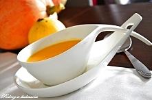 ,, Zupa krem z dyni''