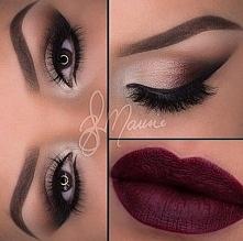 idealny jesienny makijaż