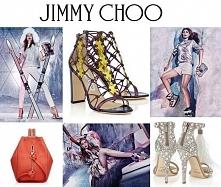 Kampania Jimmy Choo Cruise 2016 W kampanii reklamowej pojawiły się Ondria Hardin i Katya Riabinkina (która pojawiła się także w kampanii wideo). Więcej na Feszyn.com