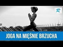 Joga na płaski brzuch :) Jeśli szukasz szkoły jogi lub klubu fitness z zajęciami jogi wyszukasz je na naszym serwisie FitPlanner