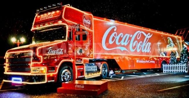 Nie ma świąt, dopóki coca-cola ich nie ogłosi :D