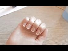 Francuski manicure z wykorzystaniem lakierów hybrydowych Cosmetics Zone
