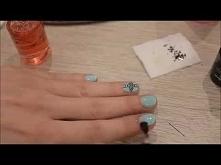 Manicure hybrydowy z wykorzystaniem lakierów Cosmetics Zone