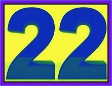 Numerologia - liczba dwadzieścia dwa - sprawdź na blogu co ot oznacza...