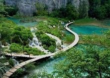 Jeziora Plitwickie- Chorwacja