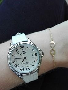 Prezent: Zegarek i bransole...
