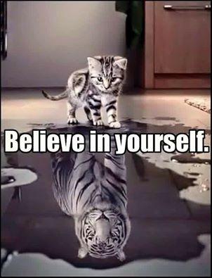 Uwierzcie a się uda! :D