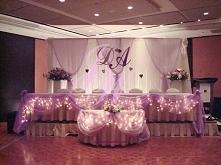dekoracja ślubna :)