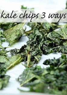 Jarmuż na 3 sposoby(chipsy) BBQ: - 1 bunch of kale - 1/4 cup paprika - 2 Tbsp. chili powder - 2 Tbsp. brown sugar - 1 Tbsp. garlic powder - 1 Tbsp. salt - dry mustard 1/2 tsp - ...