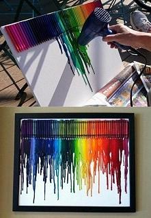 Obraz pastelowy