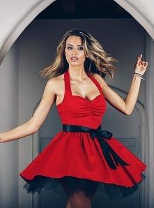 Czerwona sukienka. Colecció...