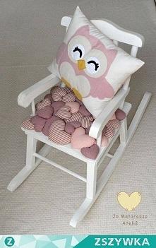 poduszka w serduszka