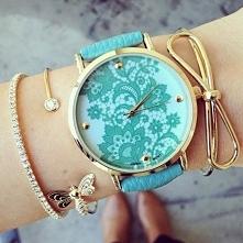 Zegarek KORONKA Mięta - 20,99zł - klik w zdjęcie