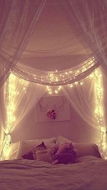 Łóżko dla małej księżniczki :)
