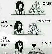 Again Patch? Yes!!! ♥♥♥