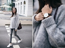 A Cozy Mohair Sweater for Fall