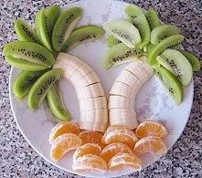 Owoce podane z wyobraźnią