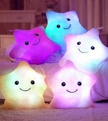 Świecące poduszki