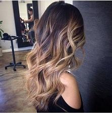 30 fryzur!! Włosy z refleksami, ombre, sombre, bronde >>>