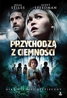 """Horror (2014) """"Out of the dark""""  Po przeprowadzce do Kolumbii Sarah i jej rodzinę zaczynają prześladować duchy dzieci."""