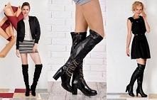 Obuwie damskie - TOP5 na zimę A Ty masz już buty na zimę? Zobacz nasze propozycje! Kliknij z w zdjęcie i zobacz więcej zdjęć! Odwiedź Feszyn.com