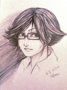 To mój drugi tutaj rysunek,...