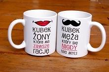 Komplet dla męża i żony