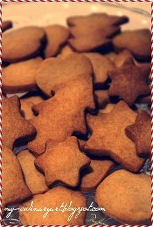 Cynamonowe kruche ciasteczka - przepis po kliknięciu w zdjęcie