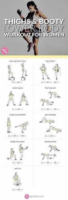 Ćwiczenia na stepie na szczupłe łydki i nogi ❤️ :)  Włącz dynamiczną muzykę i ... Krok do przodu, krok do tyłu Czas na trening! :)  A może szukasz klubu fitness w swojej okolicy...