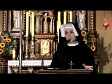O UFNOŚCI - SŁOWA, s. Emanuela Gemza ZMBM, 22.09.2015, Sanktuarium Bożego Mił...