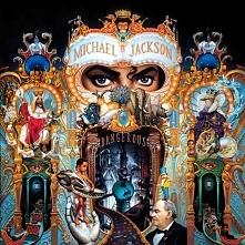 Dangerous Michaela Jacksona. Płyta zachwyca mnie z wyglądu, bo okładka jest n...