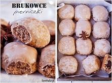 """Pierniczki """"brukowce"""" – przepis"""