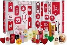 kalendarz adwentowy z kosmetykami ;)