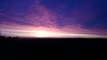 Wschód słońca to początek kolejnego dnia. A gdyby słońce miało nie wstać jutr...