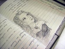 Kolejny szkic - Ruth z dram...