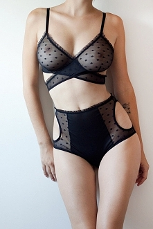 ••'Kelly' Lingerie Set by Toru and Naoko
