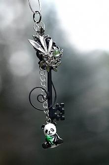 Klucz z pandą