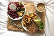 idealne śniadanie :)