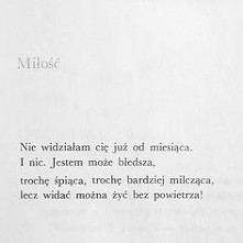 ~Maria Pawlikowska-Jasnorzewska