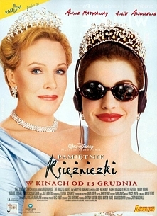 Pamiętnik księżniczki...  Nastolatka z San Francisco, Mia, dowiaduje się, że ojciec, którego nie znała, był następcą tronu małego państewka i że po jego śmierci to ona jest jedy...