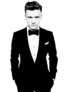Justin Timberlake cały rok <3