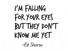 Eda Sheeran'a też lubię :)