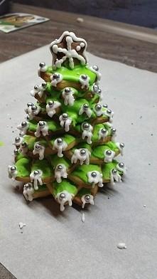 choinka - mały wstęp do świąt