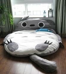 Łóżko Totoro