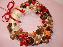 Świąteczny Wianek :)