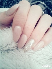 Nowe paznokcie <3