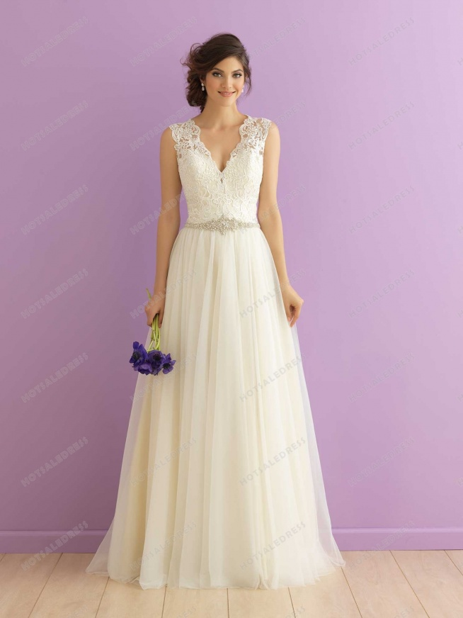 Allure Bridals Wedding Dress Style 2912