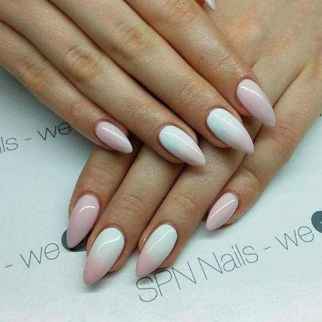 Przepiękne ombre.   Nails by Alicja Beauty Nails SPN Team