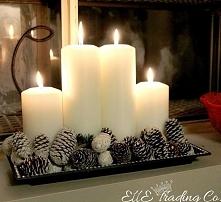 dekoracje świąteczne:)